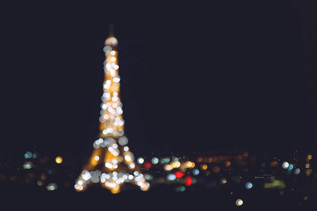 Krystian Olszanski - Sparkling Eiffel Tower
