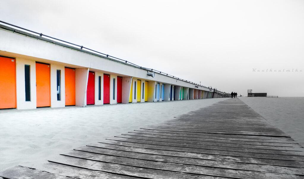Michael Bourgeois - Touquet's Colors