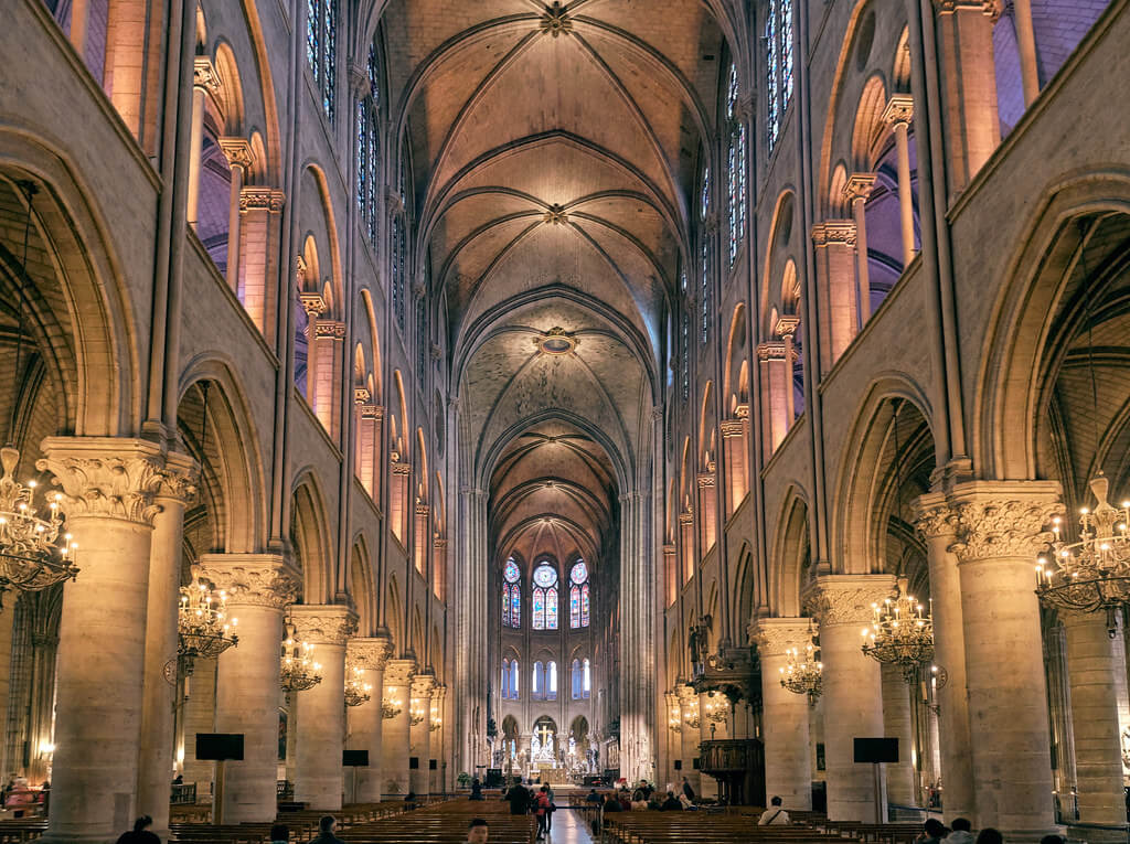 Pedro Szekely - Notre-Dame Cathedral