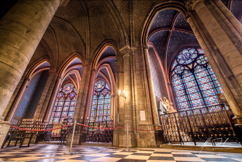 Jaime Nicolau - Notre-Dame de Paris