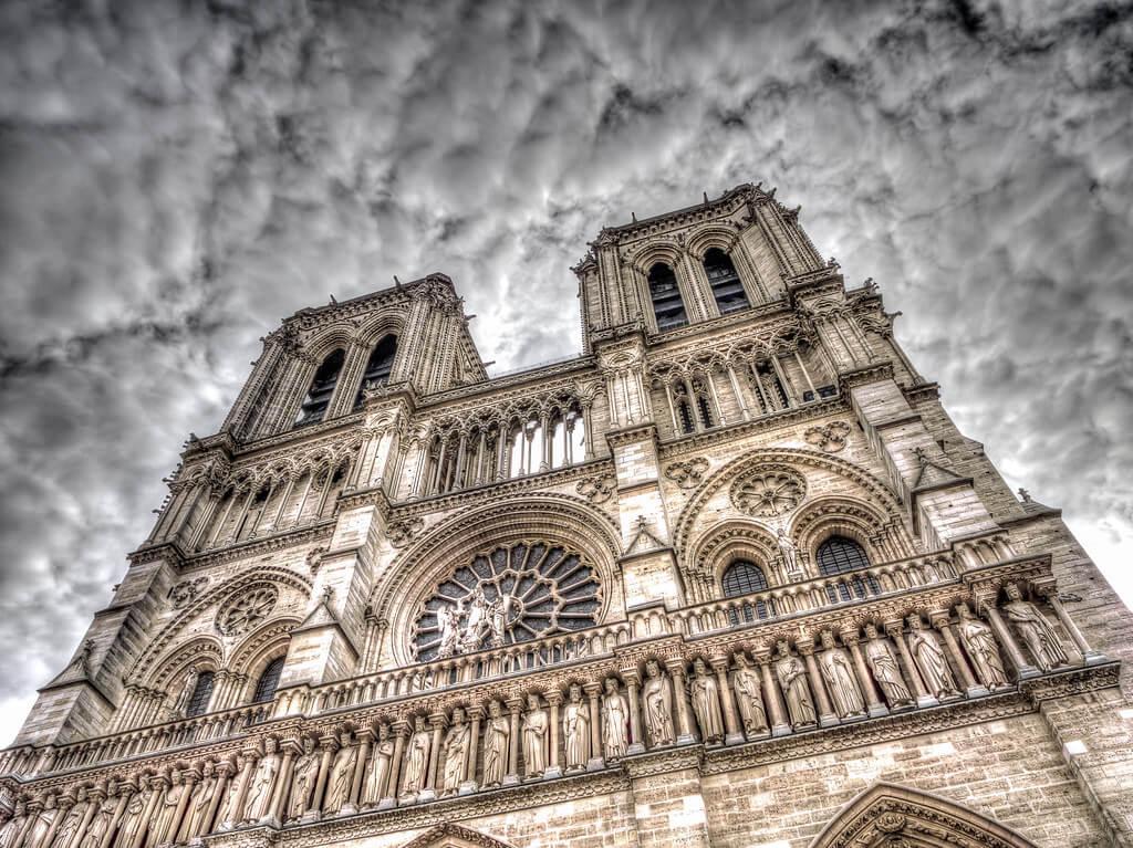 Edgardo W. Olivera - Catedral de Notre-Dame
