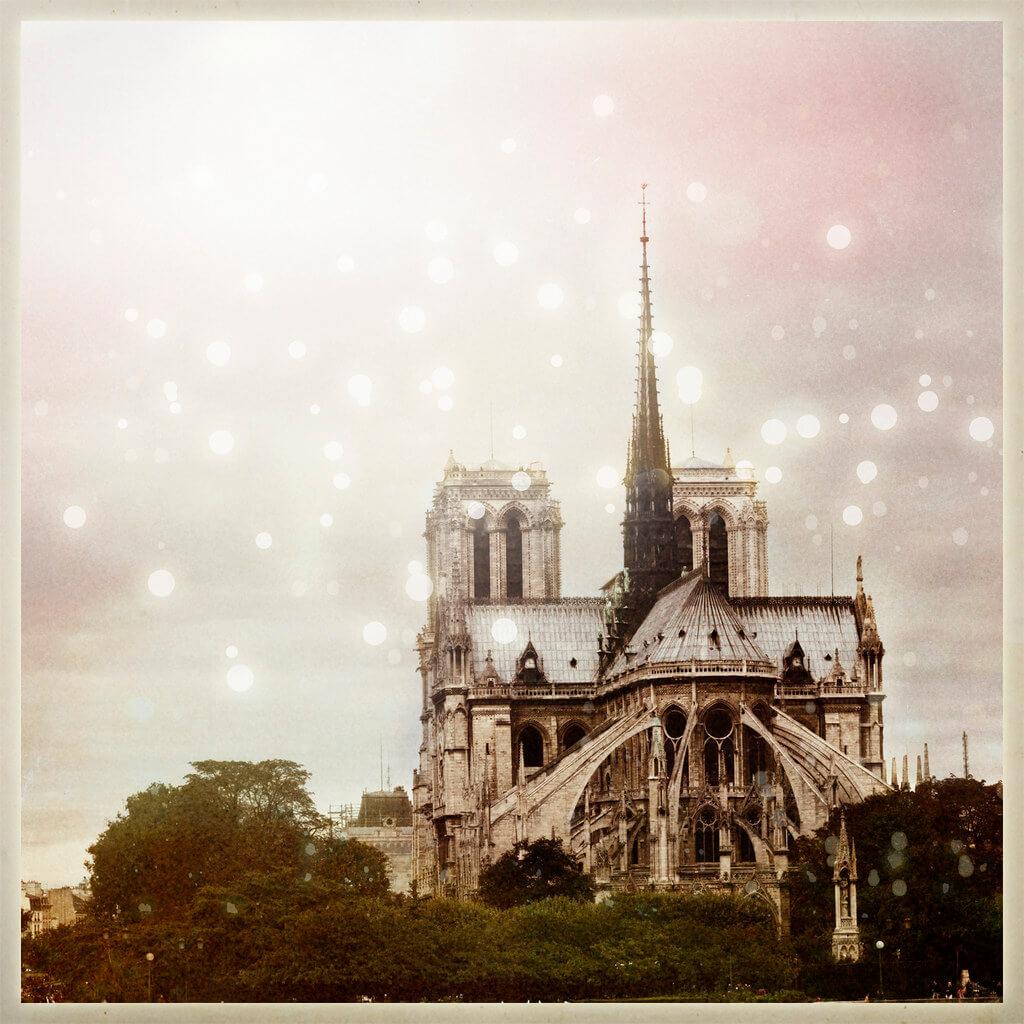 K.Hurley - Notre-Dame