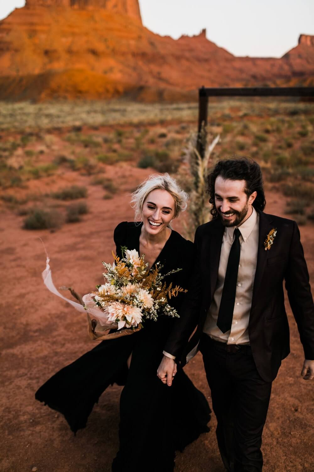 Hearnes Elopement Photography - moab utah
