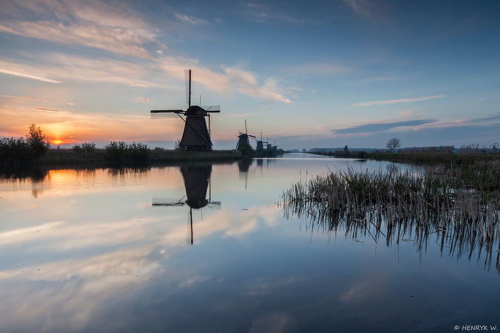 Henryk - Kinderdijk Windmills