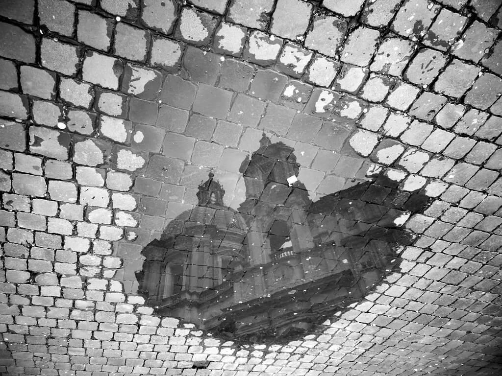 Tomasz Baranowski - Reflections of Rome