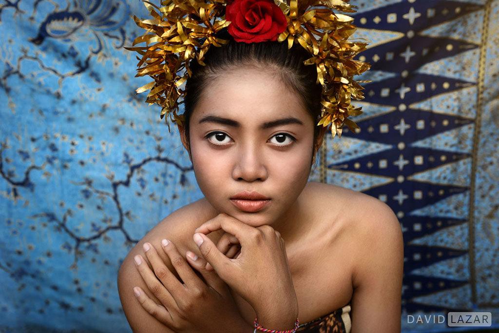 David Lazar - Bali Aga Girl