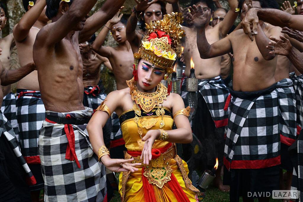 David Lazar - Bali Dance