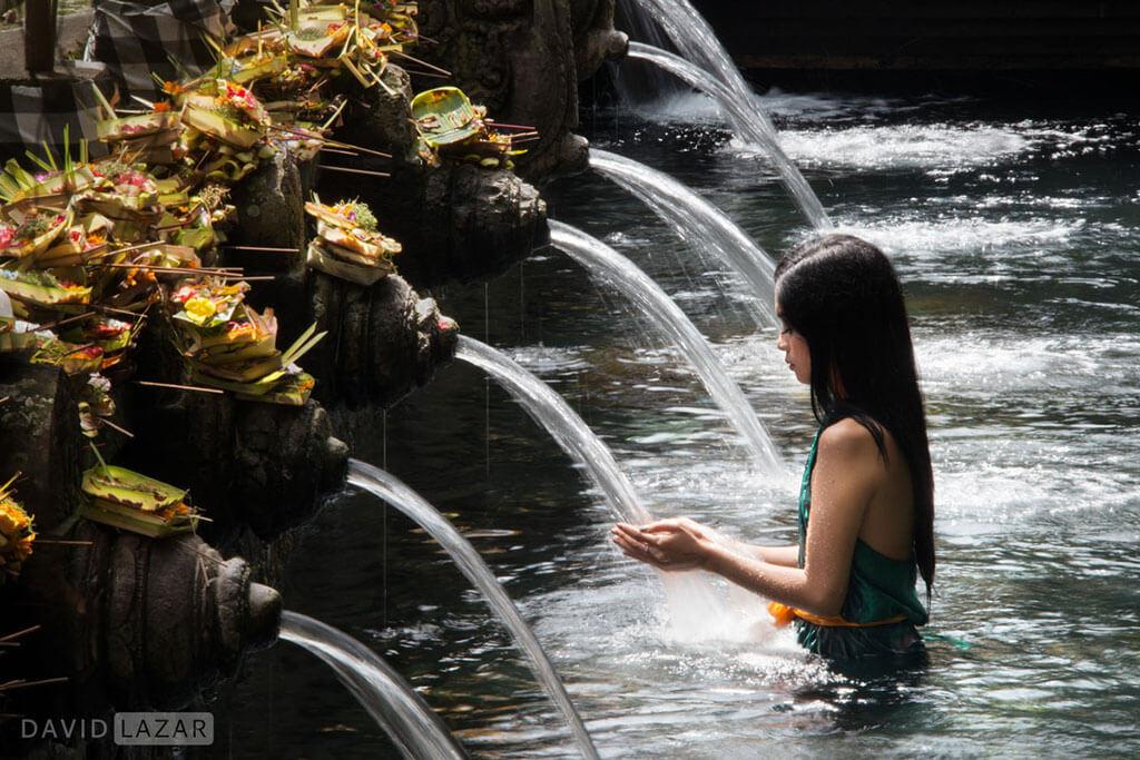 David Lazar - Bali Tirta Empul