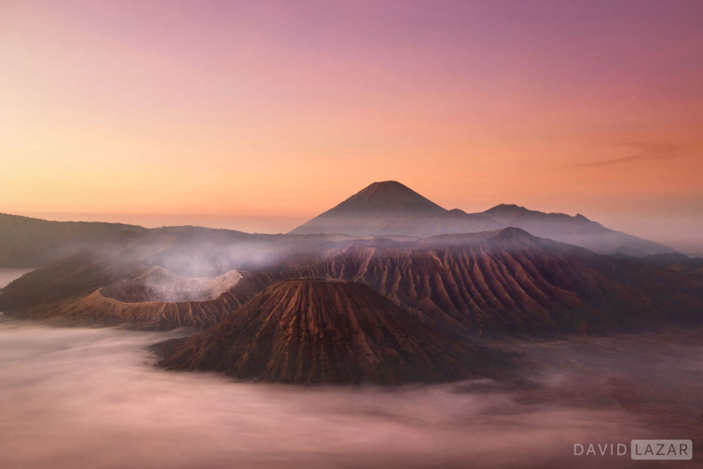 David Lazar - Mt. Bromo-Java
