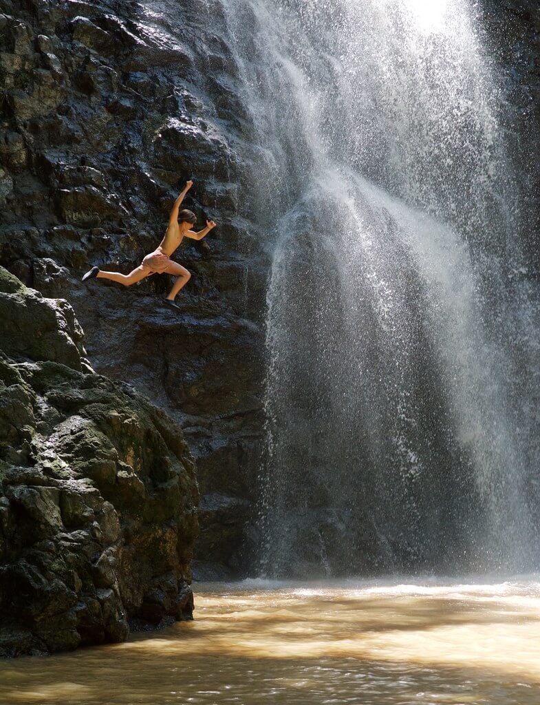 SooozhyQ - Montezuma Falls, Costa Rica