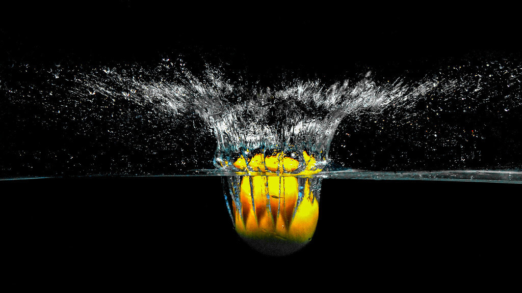 Tuhin alom Photography - high speed water splash