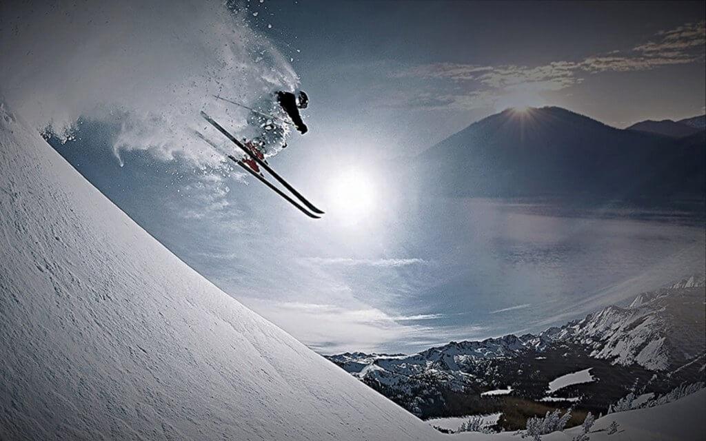 CLAUDIA DEA - jump skier