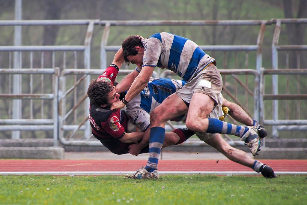Alejandro Garcia Bernardo - rugby