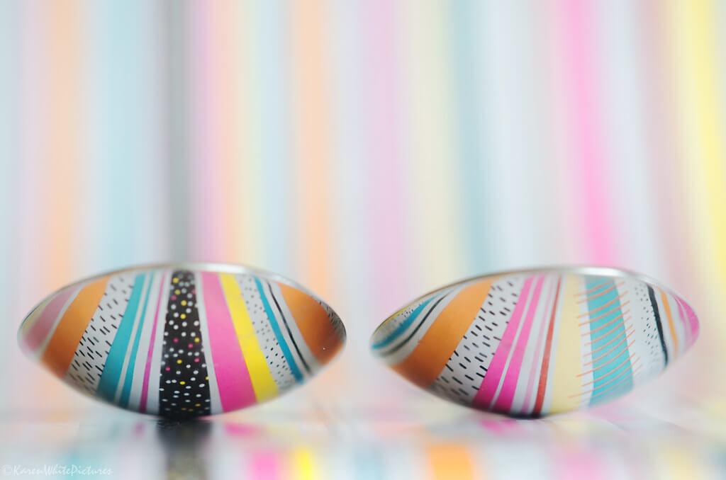 Karen White - striped spoons