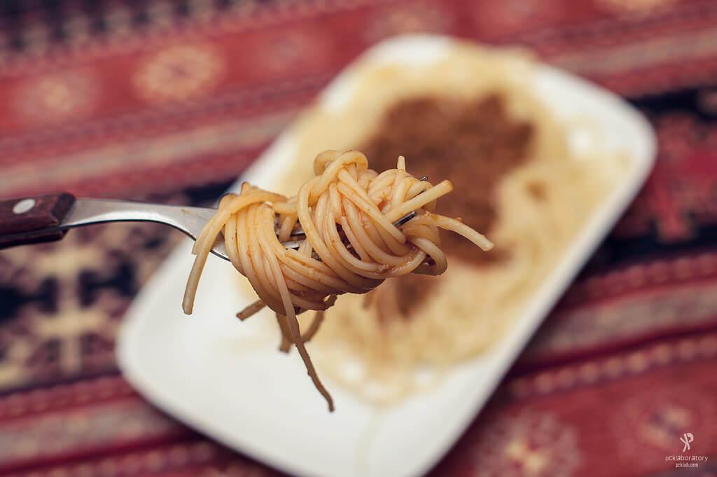 Yane Naumoski - spaghetti