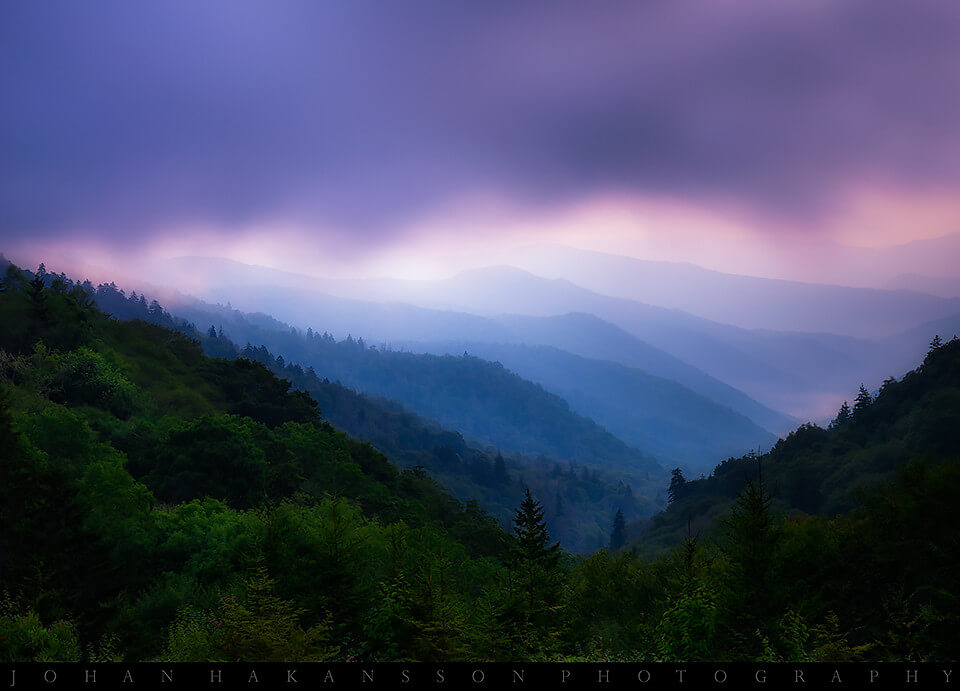 Johan Hakansson Photography - Mountain Magic