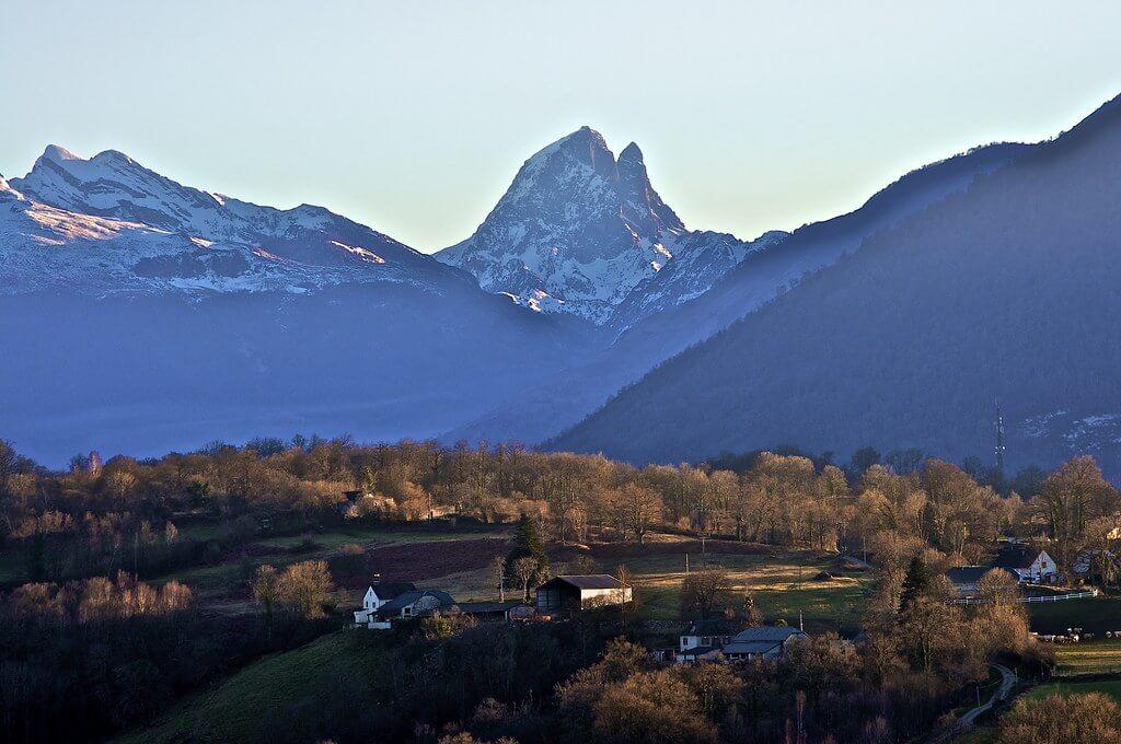 benoit coppin - Mountain Midi d'Ossau