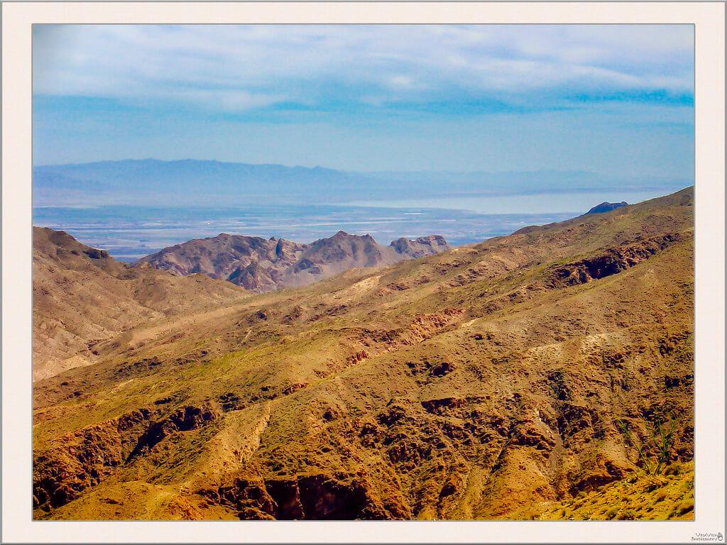 Ursa Ursa - View of Salton Sea & Coachella Valley