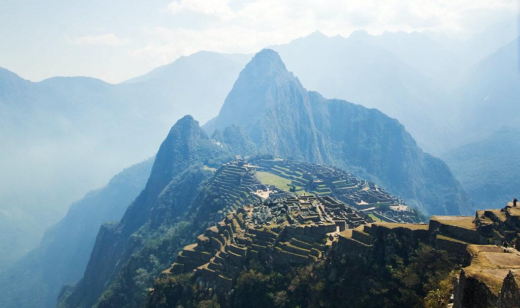 Pedro Szekely - Machu Picchu, Peru