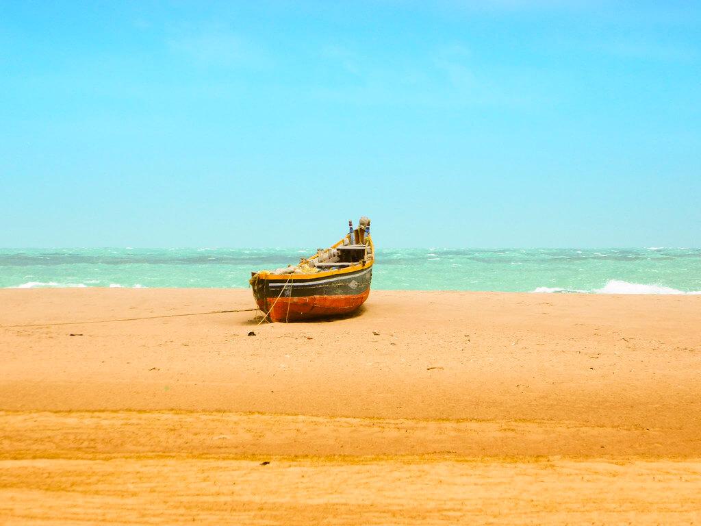 Shamini - Lonely Boat