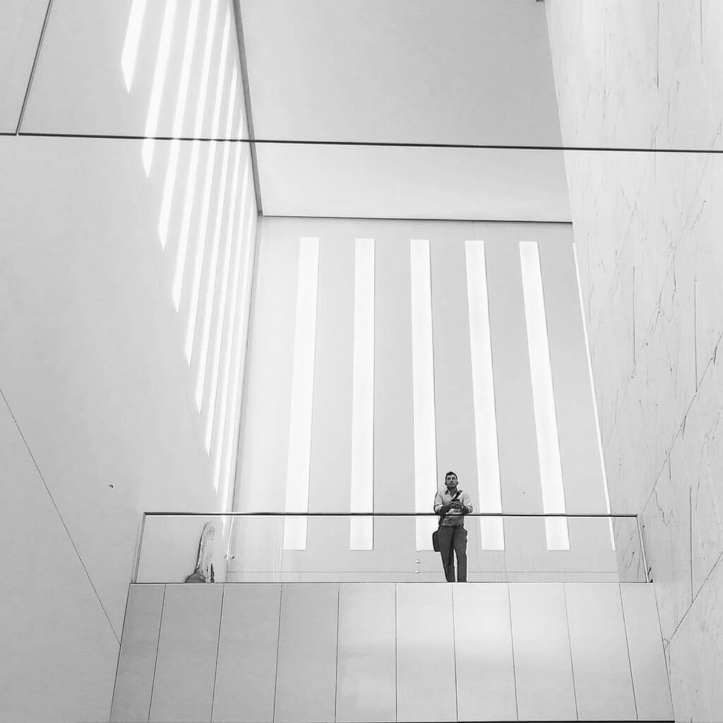 Roberto Serrini - Oculus NYC