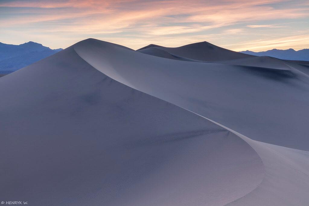Henryk - desert