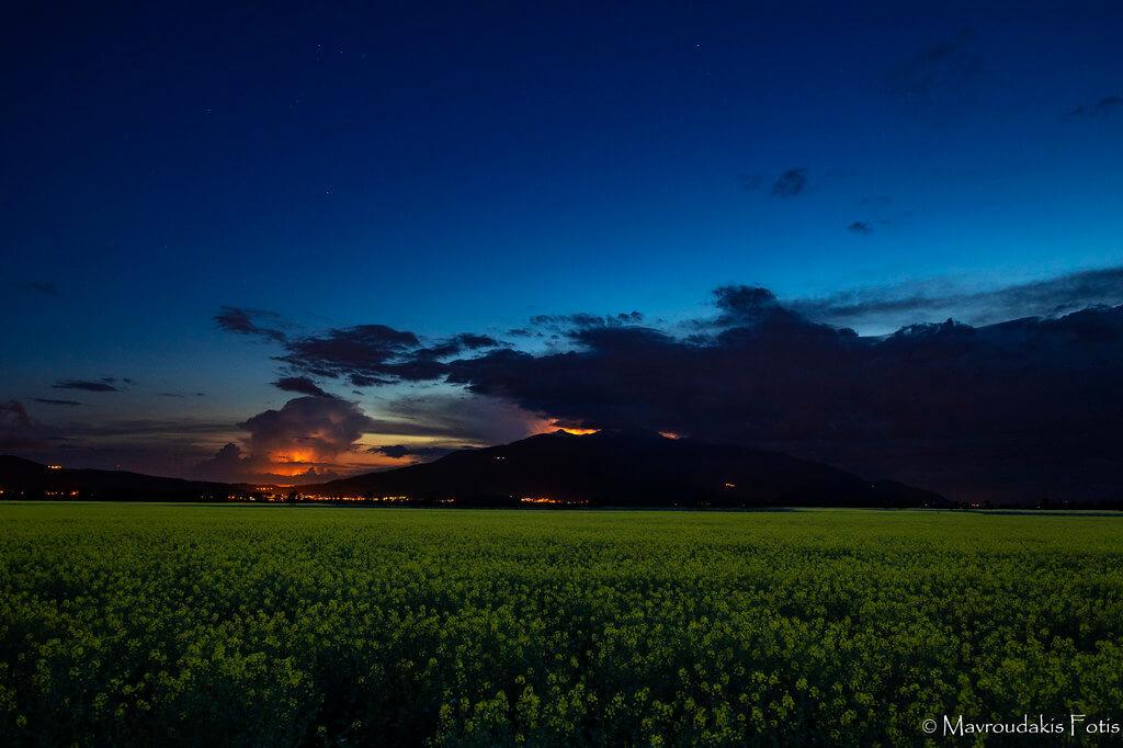 Fotis Mavroudakis - Ominous looking sky