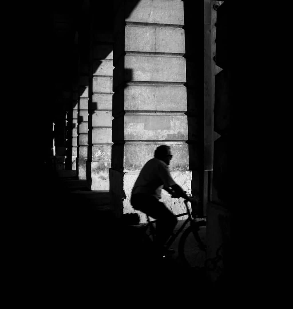 Daniel Turan - Shadow rider Heldenplatz
