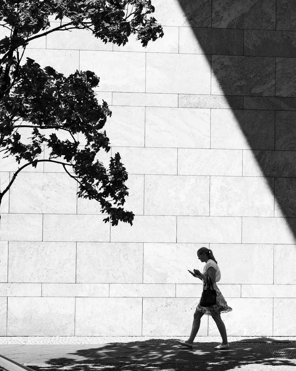 Daniel Turan - noir street photography