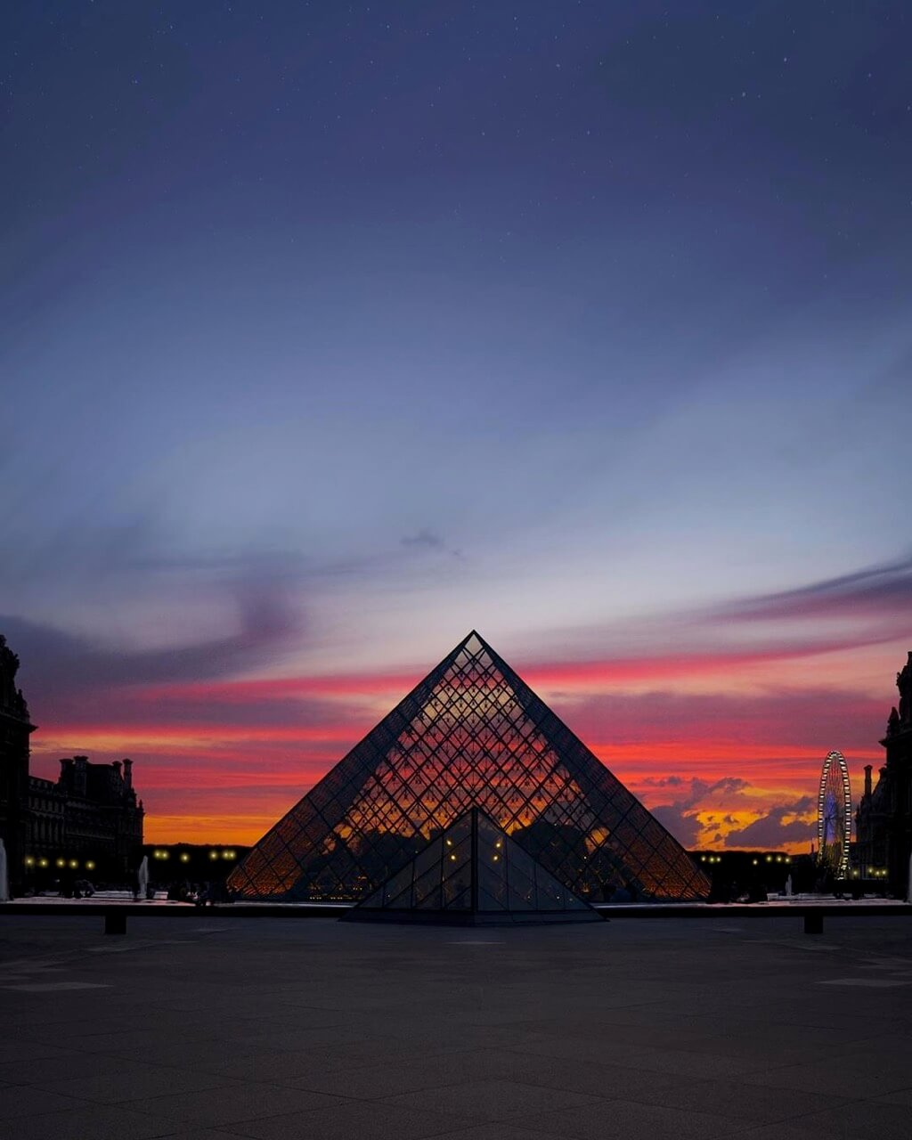 Fabien Butazzi - Paris Sunset