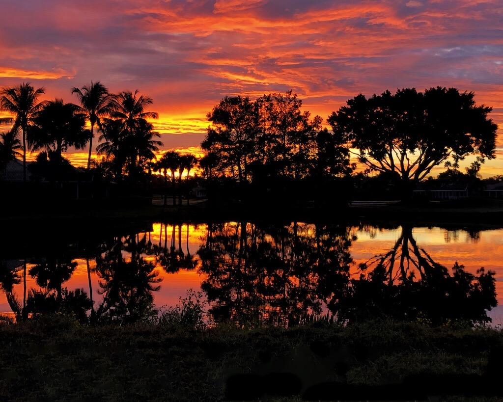 Lynn Casden - Sunset reflection