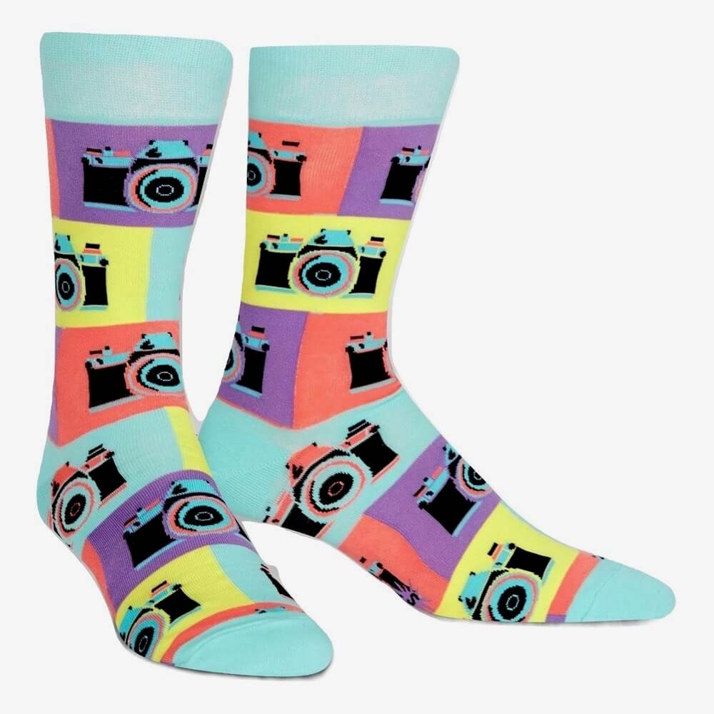 Sock It to Me camera socks