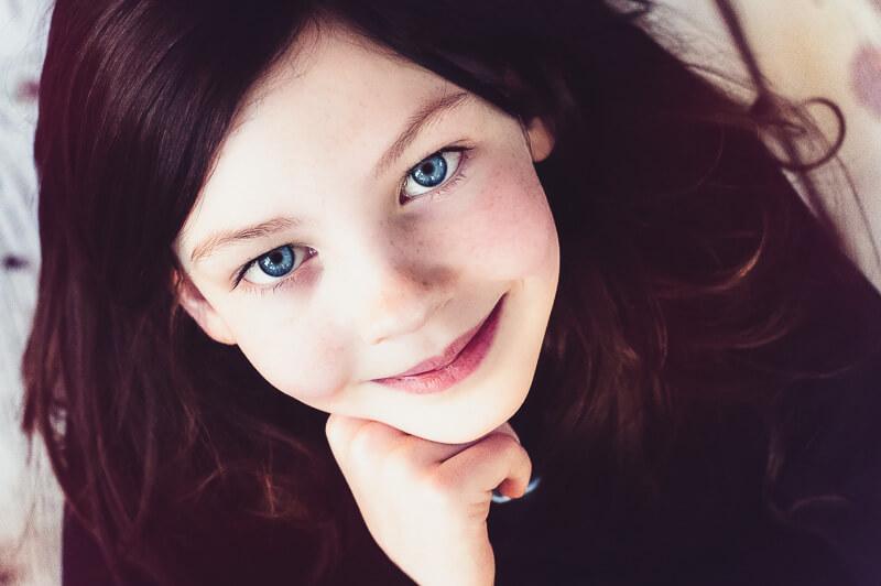 Greig Reid - blue eyes