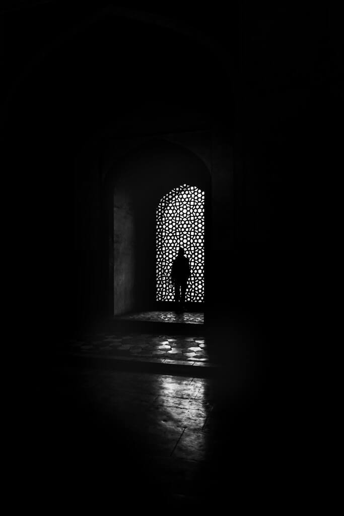 Shirren Lim - Humayun Tomb, Delhi, India