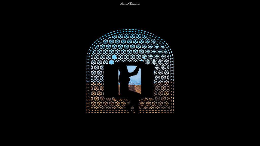 Kunal Khurana - window silhouette