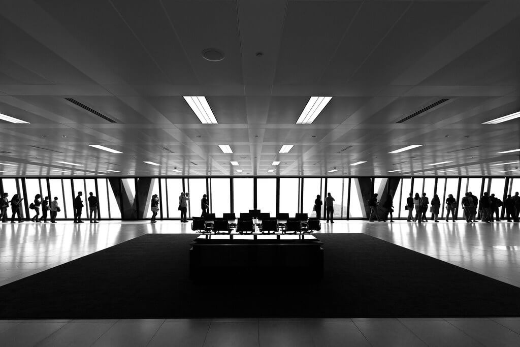 Paul Shears - Leadenhall Building Board Room