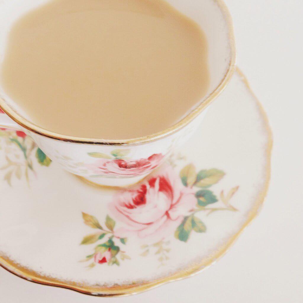 Megan Young - tea