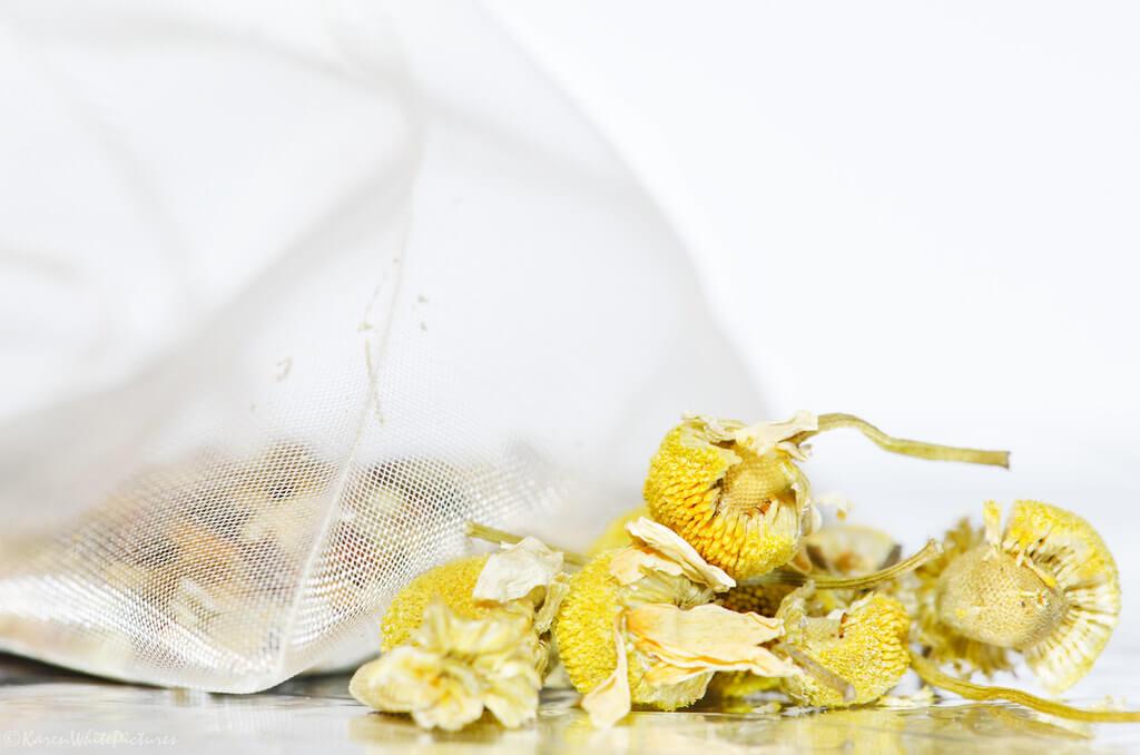 Karen White - camomile flowers