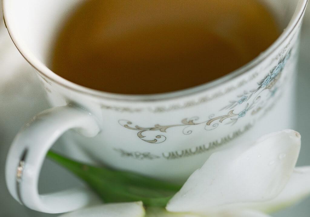 Carol VanHook - Gardenia Tea