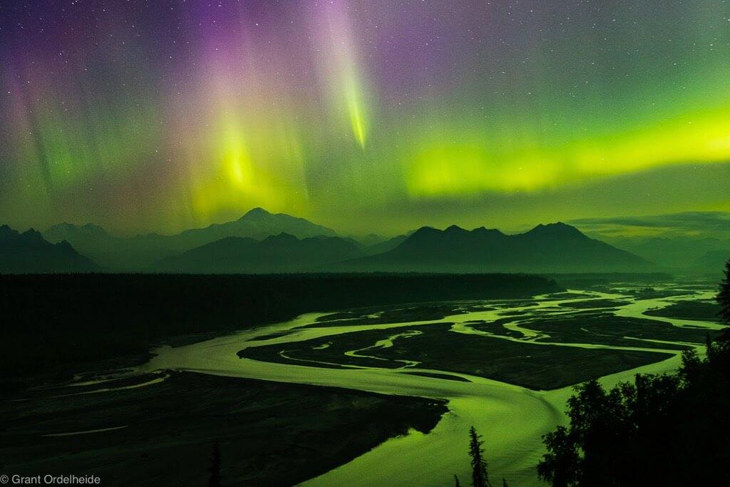 Grant Ordelheide - Denali South Aurora