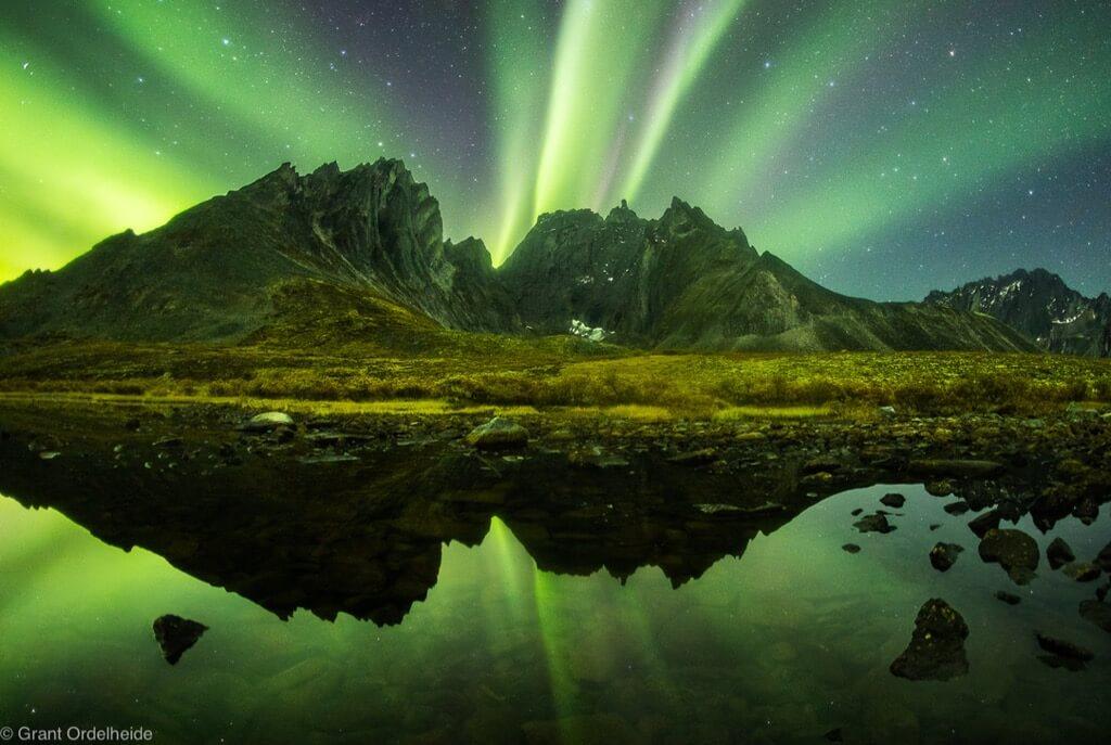 Grant Ordelheide - Monolith Aurora