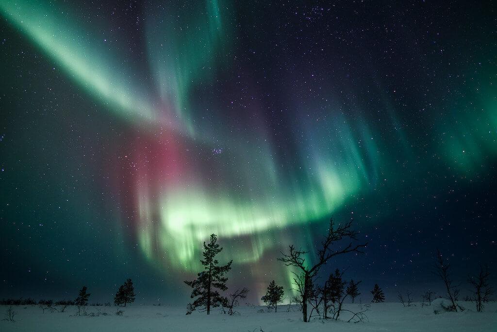 Hille Thomasson - aurora finland