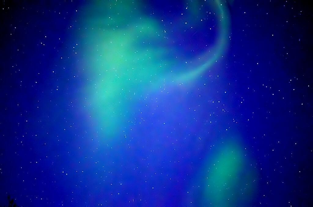 Rebecca - auroral borealis