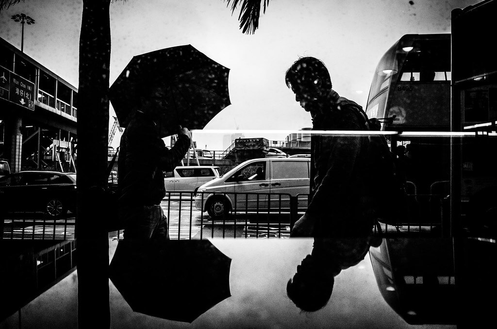 Kunotoro - Raining day