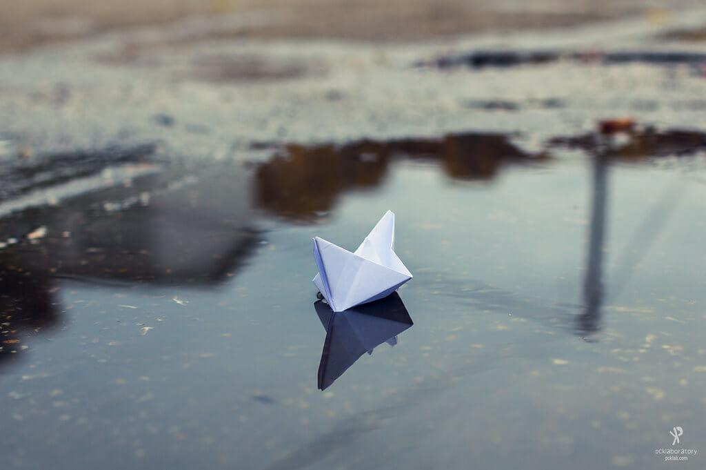 Yane Naumoski - Paper boat