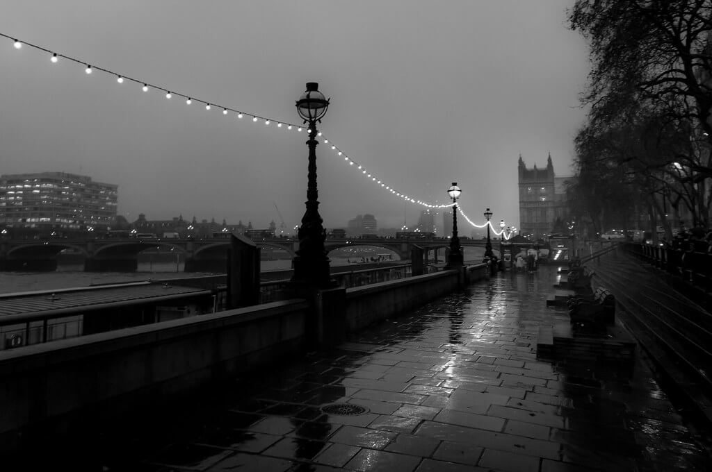 Matthew Johnson - London in Rain