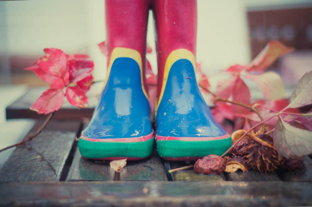 Ana GR - rain boots