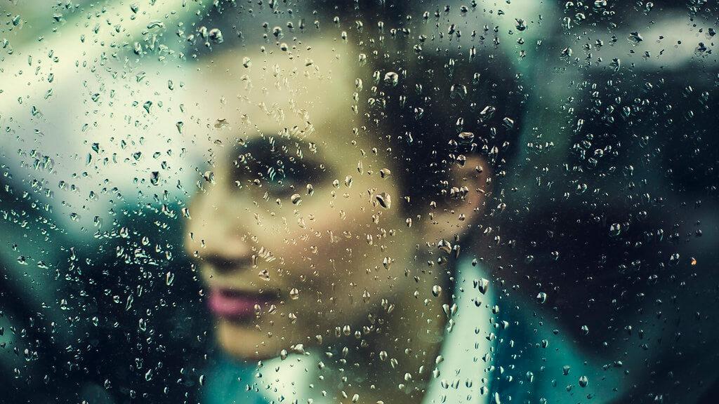 Matt Wiebe - Rain Window portrait