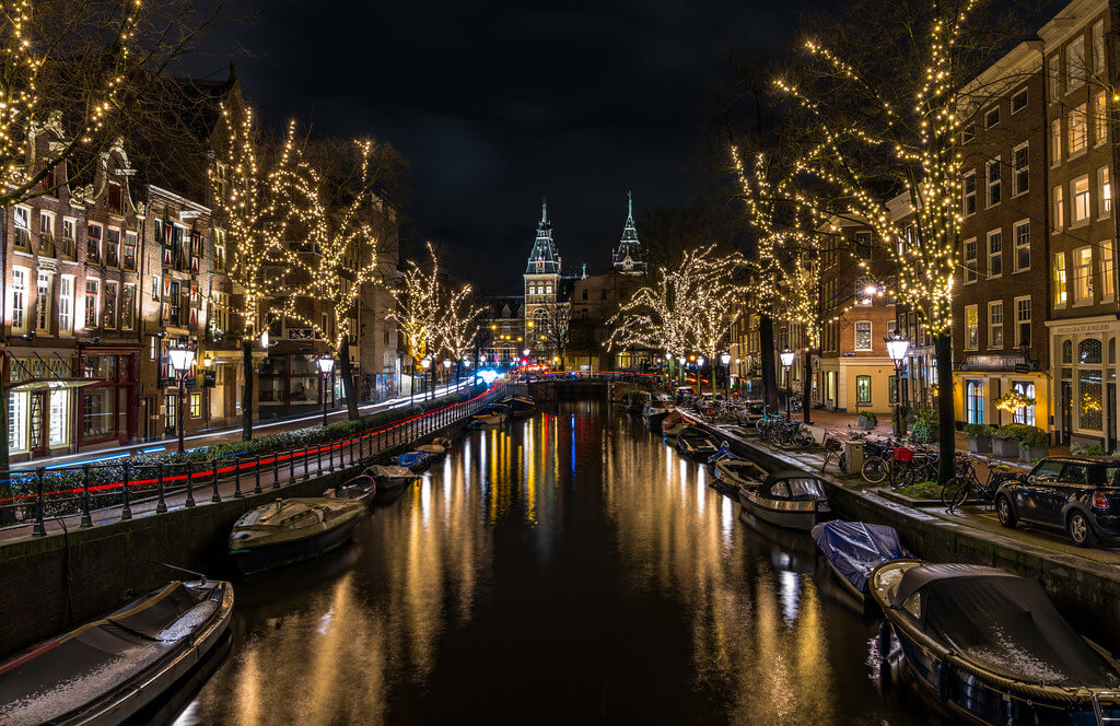Enrique EKOGA - Christmas in Amsterdam