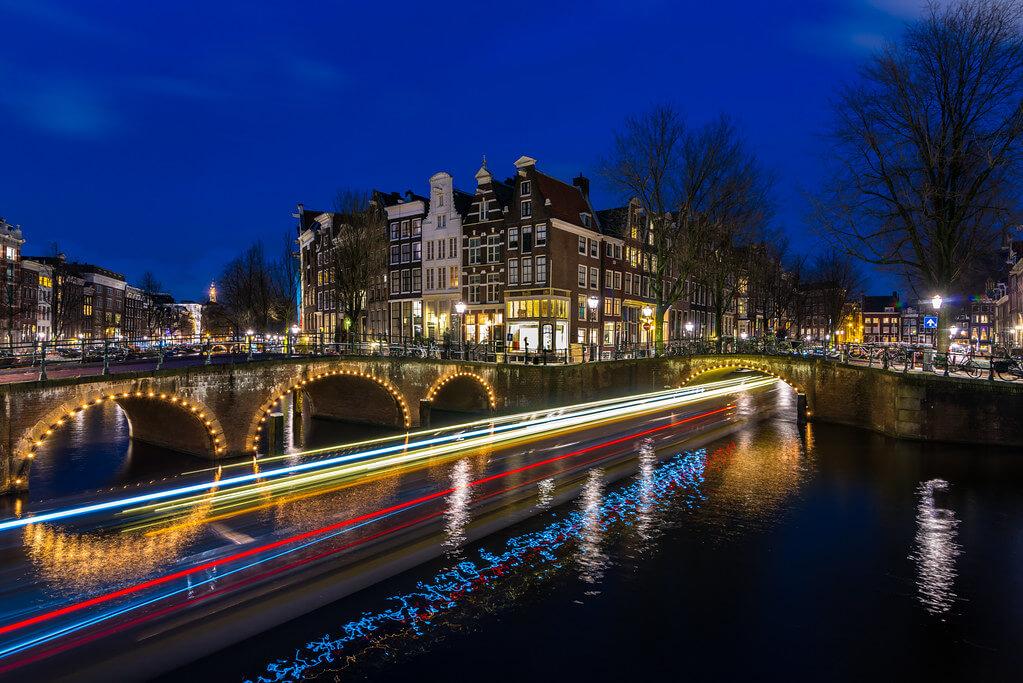 Enrique EKOGA - Amsterdam Keizersgracht